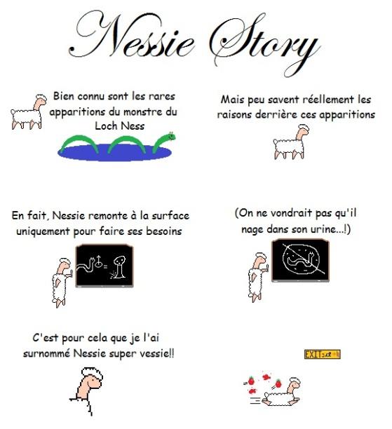 Nessie Story