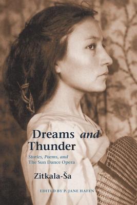 Couverture du livre regroupant l'opéra ainsi que des poèmes et des contes sioux